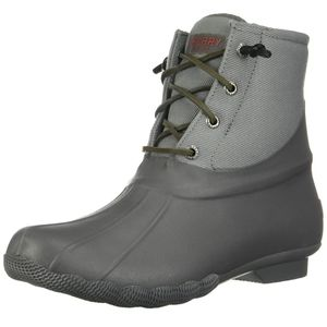 Sperry Saltwater Rubber Dip Snow Duck Boots